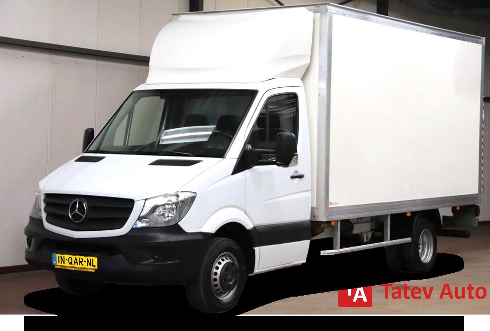 Een verhuiswagen huur je bij INQAR Autoverhuur