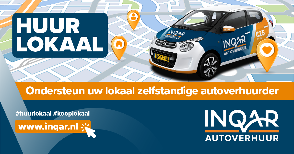 Huur lokaal je auto in Adorp