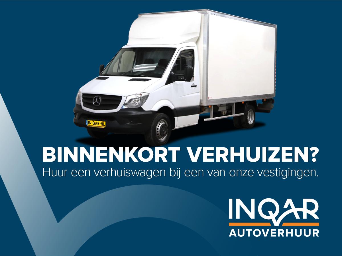 Amsterdam-West verhuiswagen huren